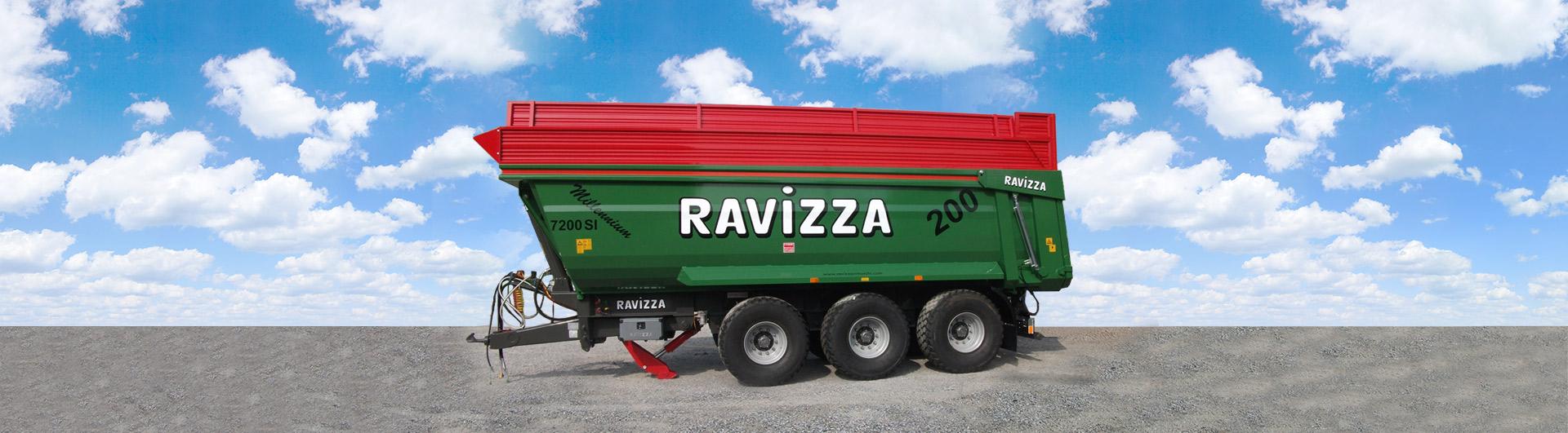 ravizza rimorchi costruzione carri botte ribaltabili