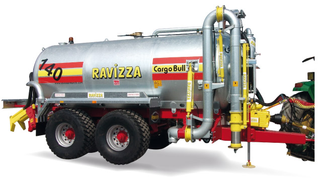 Ravizza rimorchi progettazione e costruzione carri botte for Ravizza rimorchi