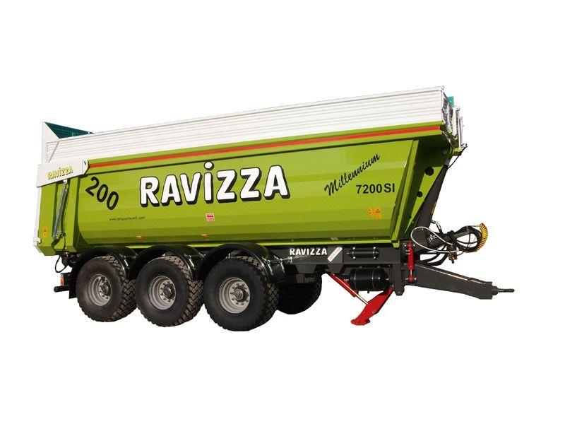 Ravizza rimorchi progettazione e costruzione ribaltabili for Ravizza rimorchi